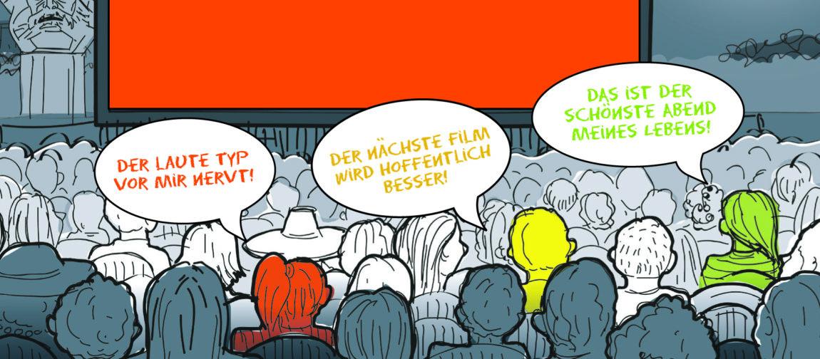 Das Kinoerlebnis selbst gestalten – Realität oder Sommernachtstraum?