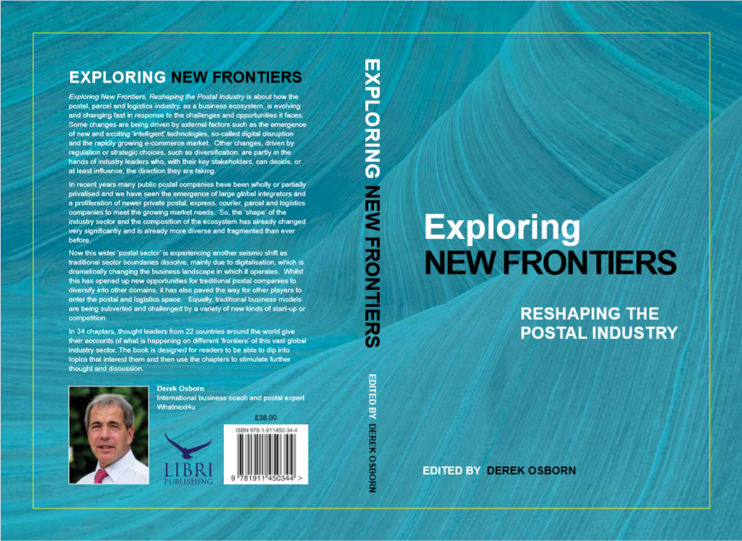 Einladung zur POST-EXPO 2018: Exploring New Frontiers – Reshaping the Postal Industry