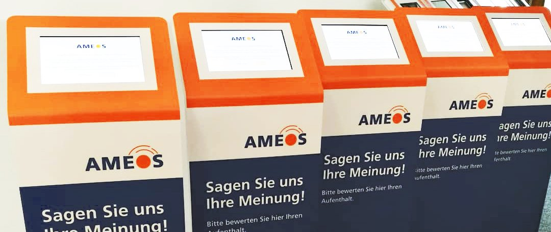 AMEOS Patient Surveys 2.0 – Press Release