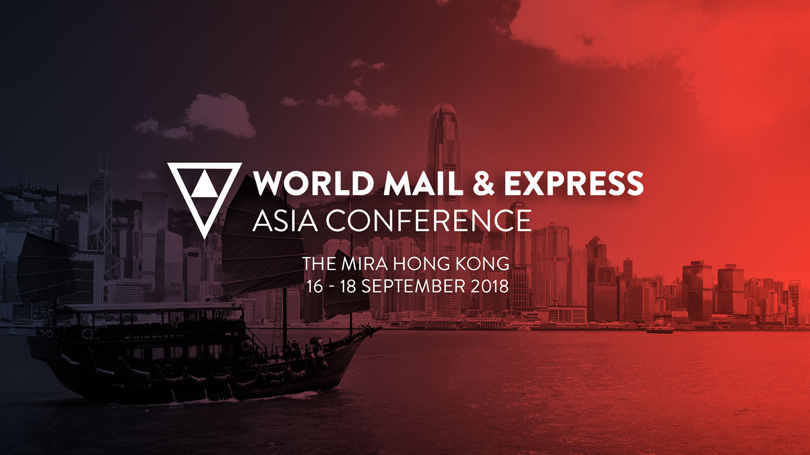 WMX, World Mail & Express Asia Conference 2018