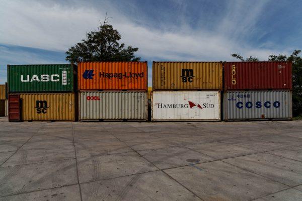Metallische Umgebungen wie Container als Einsatzbereich der Live Tracker für den Diebstahlschutz