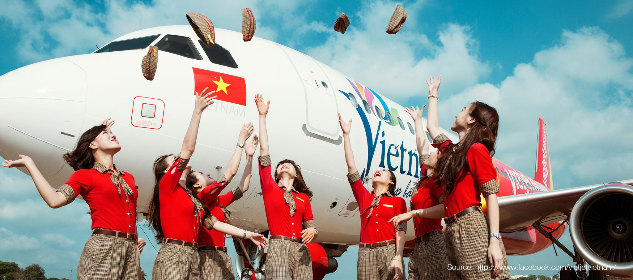 Vietjet Air Employees
