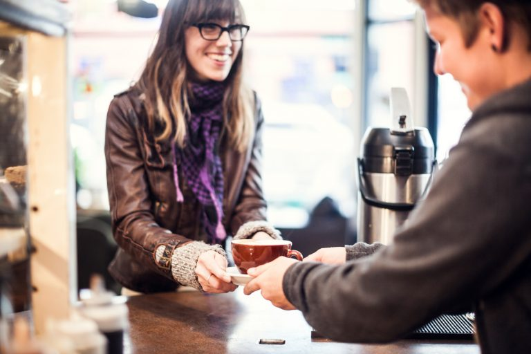 Customer Experience in Café