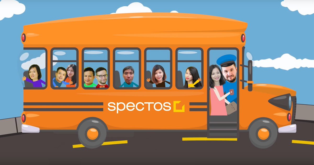 A place to call home – Spectos Asia