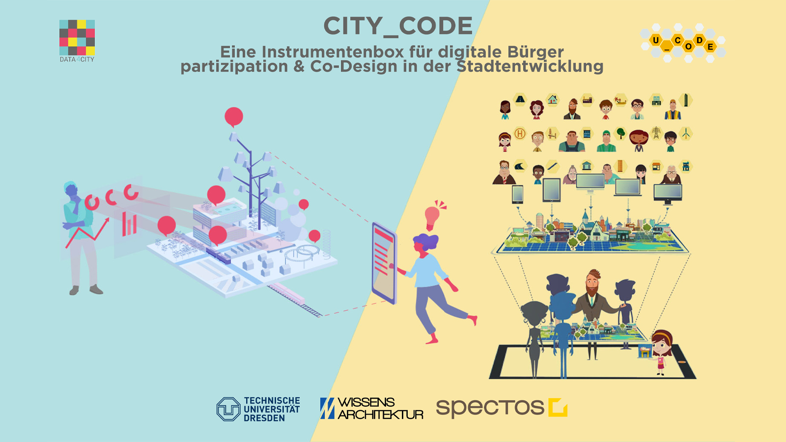 Data4City proposed a solution for digital citizen participation in Vienna