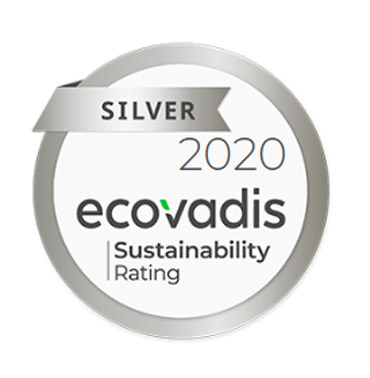 EcoVadis Silver Seal of Quality for Spectos